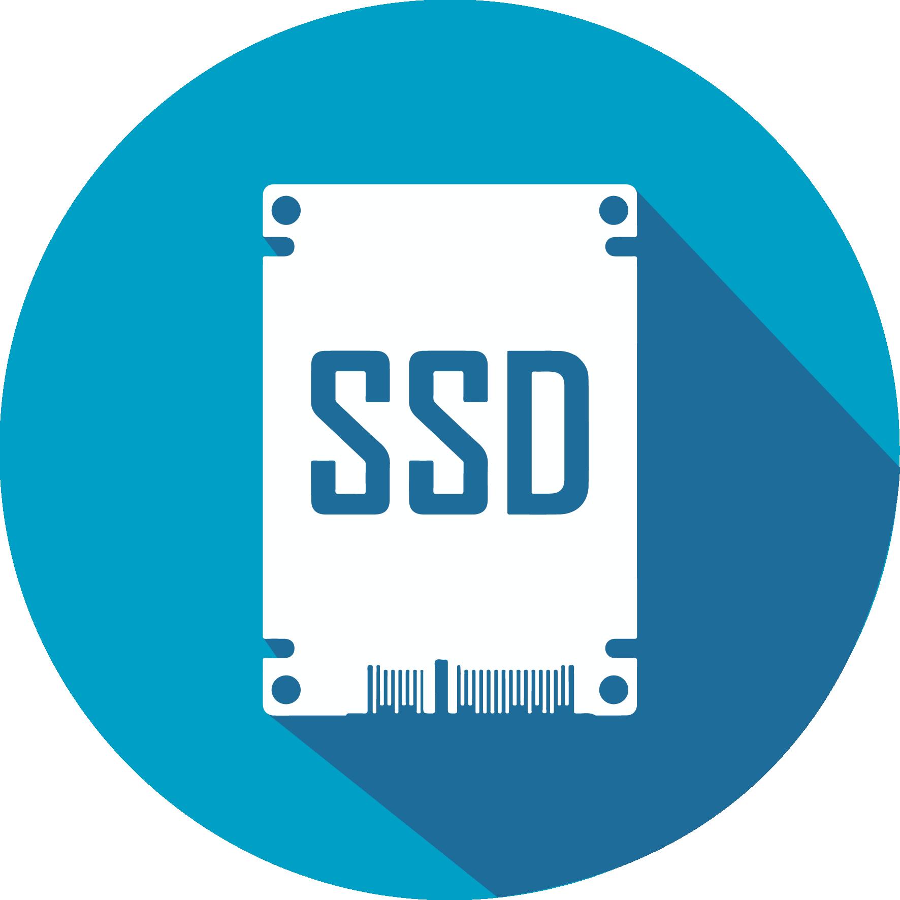 Servidores con Discos SSD