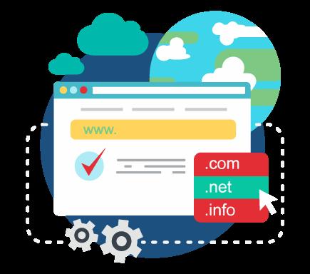 Dominio web costo