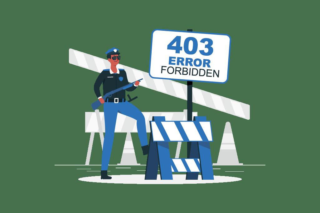 Error 403 Prohibido Arréglalo Fácil
