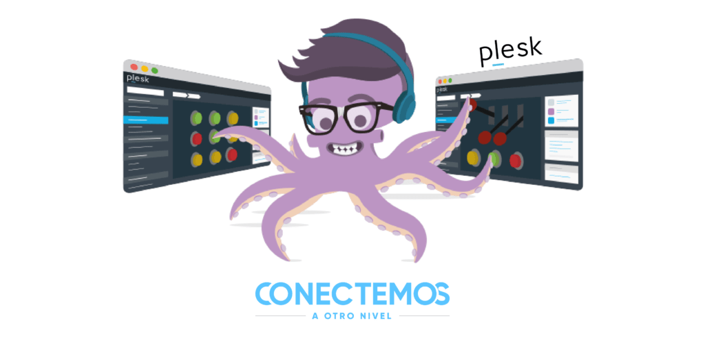 Wordpress Plesk Conectemos