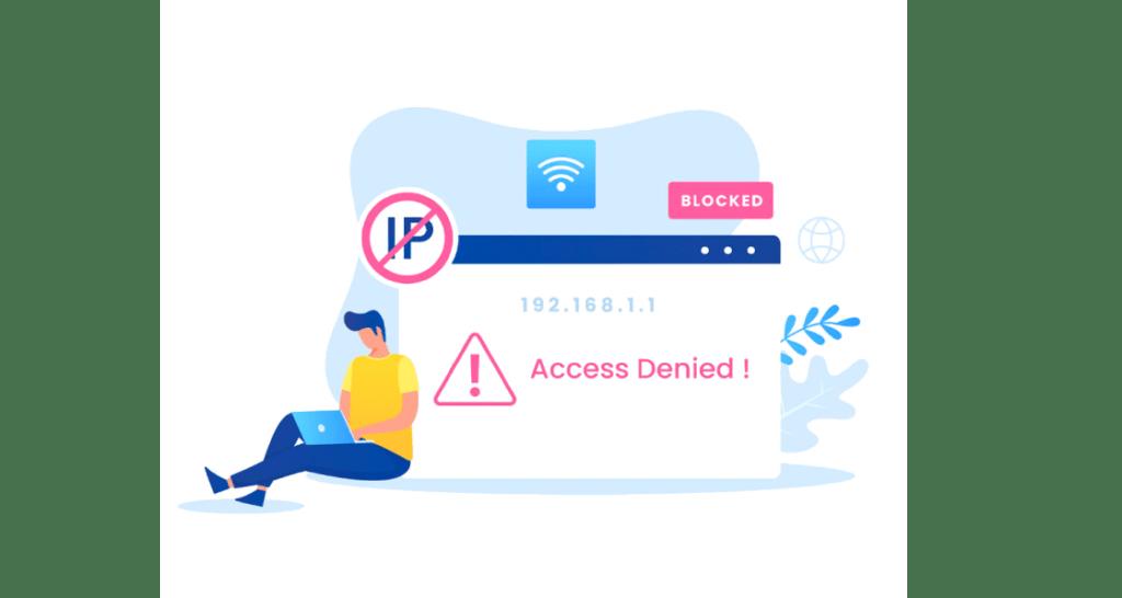 Bloquear IP