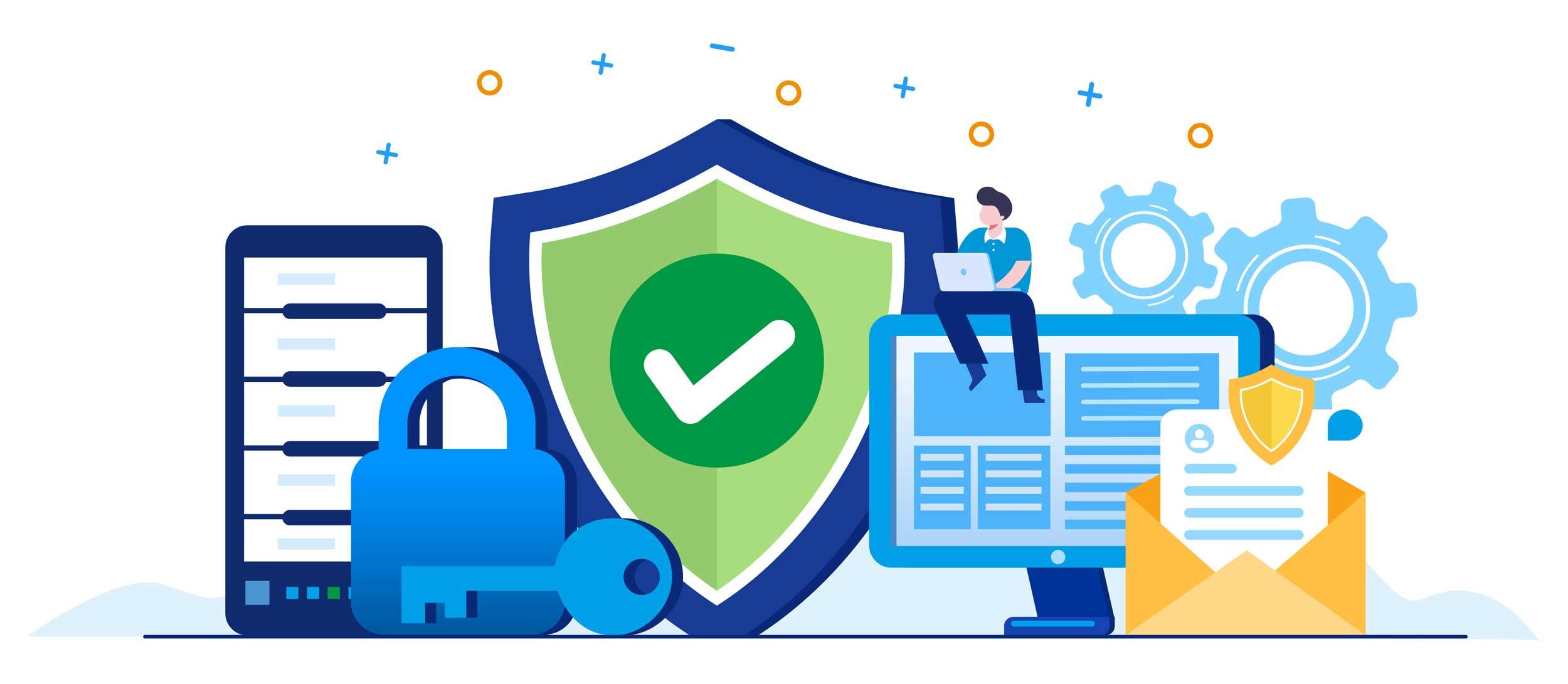 Garantizar la seguridad de mi pagina web