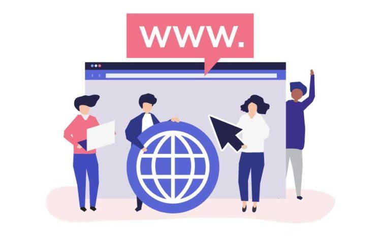 diferencia entre un dominio y el hosting